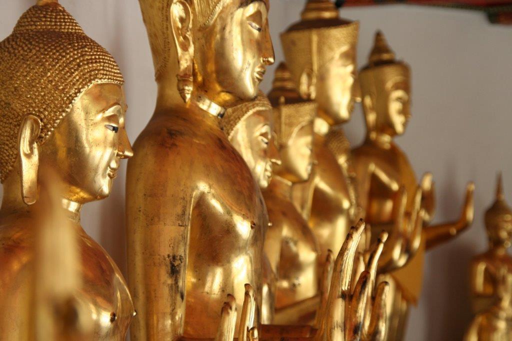 Bangkok Goldene Buddhas Ozeanien Tours