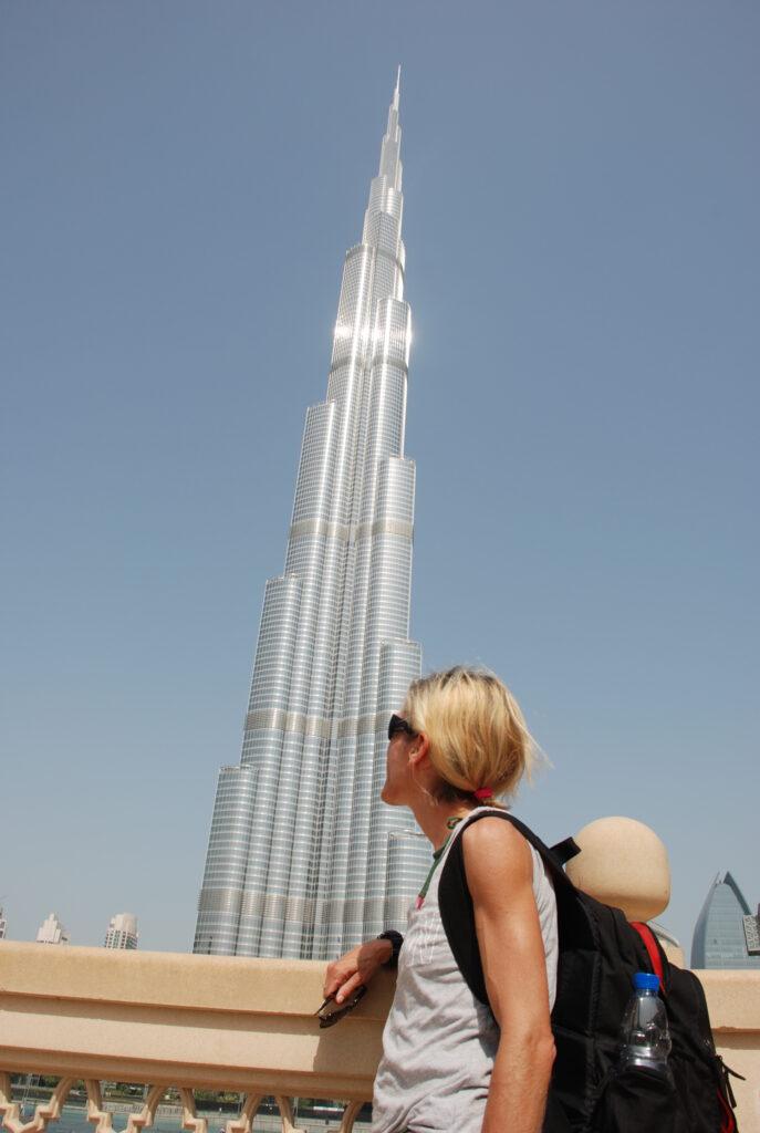 Dubai Burj Khalifa Superlative Ozeanien Tours
