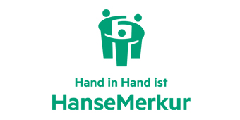 Reiseversicherung Hanse Merkur Logo