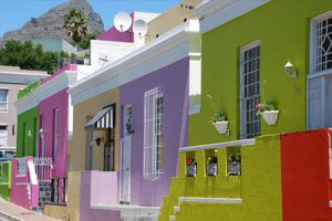 Südafrika Kapstadt Bo Kaap Viertel Ozeanien Tours