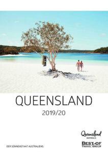 Queensland Cover 2020 Ozeanien Tours