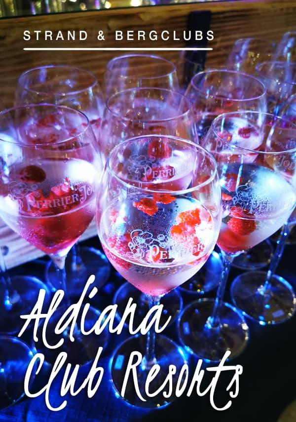 Aldiana Club Gala Dinner Ozeanien Tours