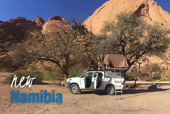 Namibia Rundreise Ozeanien Tours
