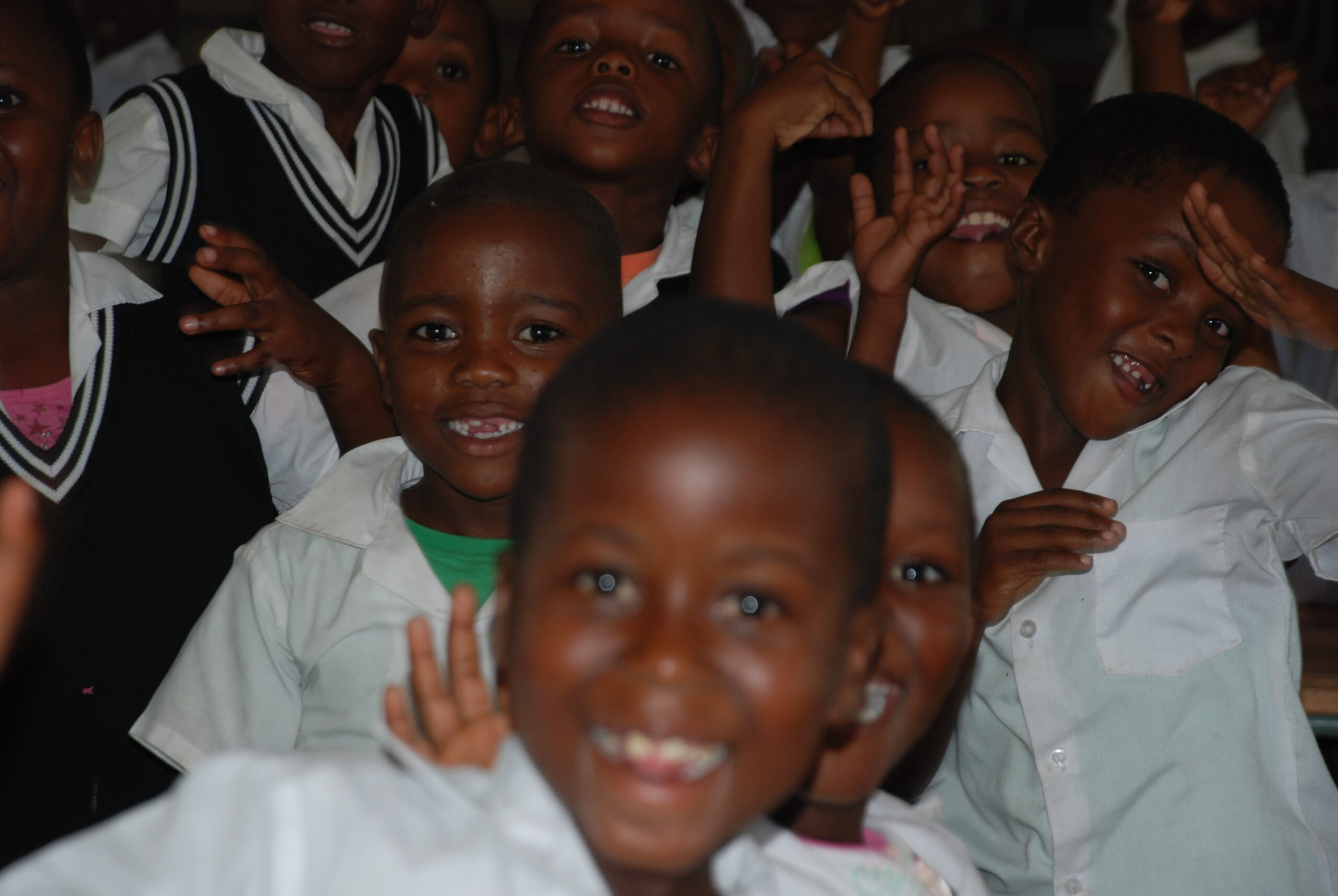 Afrikaner Schulklasse Ozeanien Tours