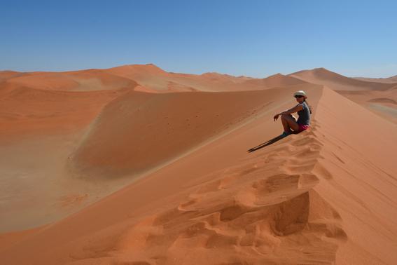 Namibia Sossuvlei Sanddüne Reisebüro Ozeanien Tours