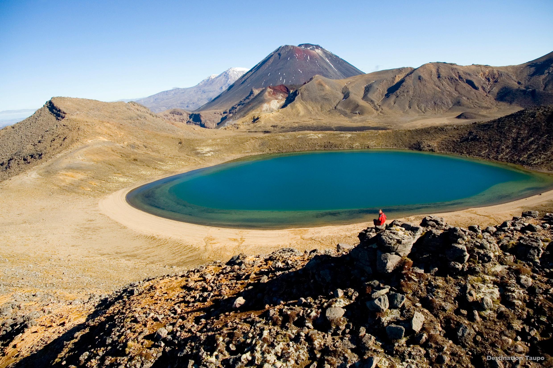 Tongario NP Blue Lake©laketaupo Ozeanien Tours