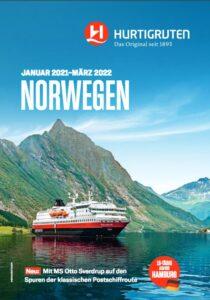 Hurtigruten Katalog 2022 Ozeanien Tours