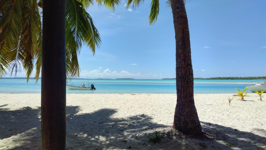 Aitutaki One Foot Island Ozeanien Tours