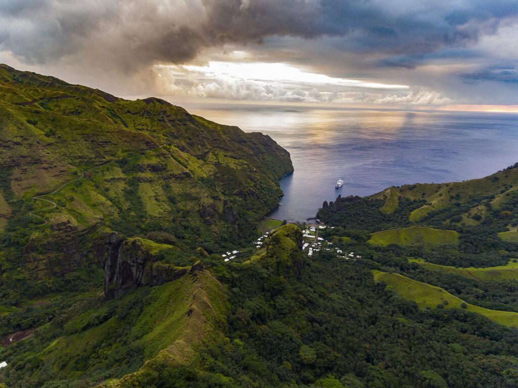 Marquesas Inseln Aranui©Léo Trottin Ozeanien Tours