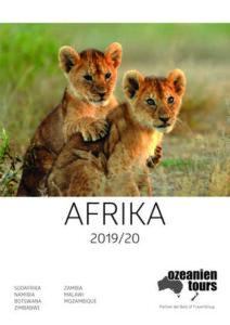 Afrika Katalog 2019-2020