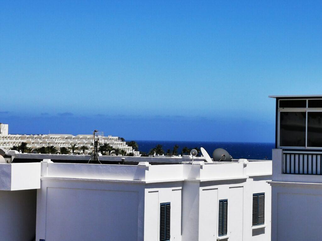 Lanzarote Costa Teguise Ferienwohnung Meerblick Ozeanien Tours
