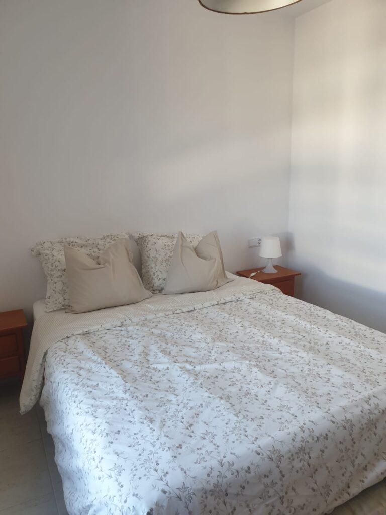 Lanzarote Costa Teguise Ferienwohnung Schlafzimmer Ozeanien Tours