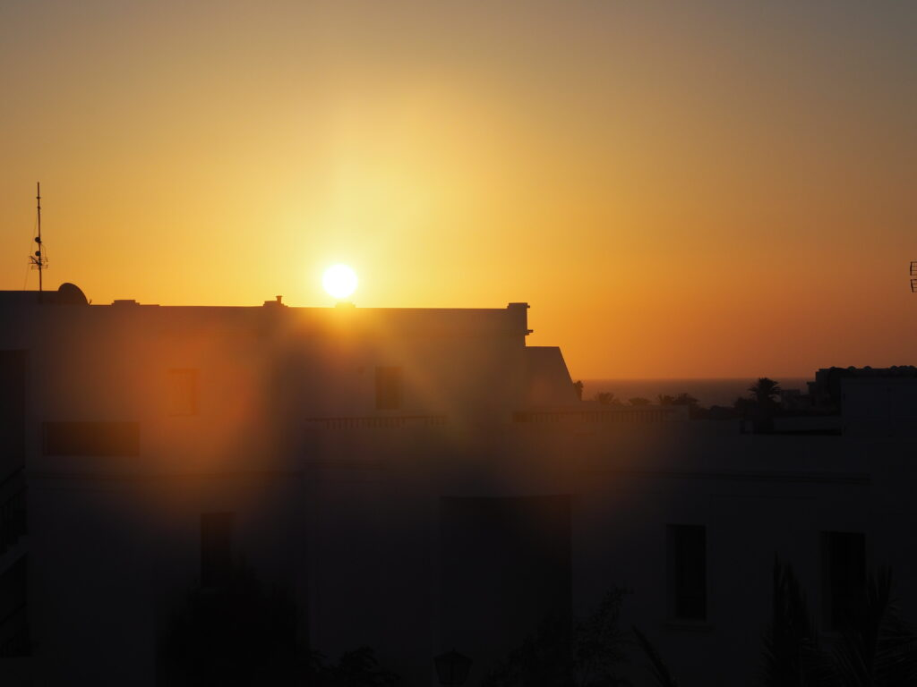 Lanzarote Costa Teguise Sonnenaufgang Ozeanien Tours