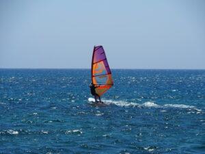Lanzarote Costa Teguise Windsurfen Leif Ozeanien Tours