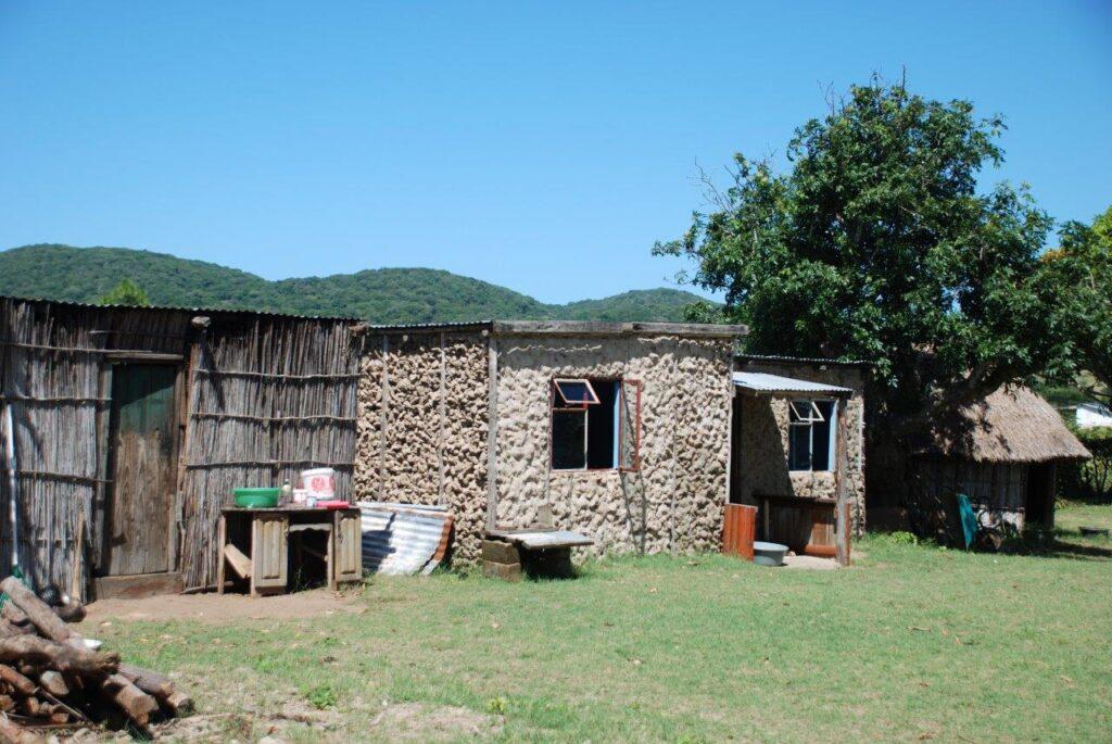 Südafrika Kwa Zulu Natal Dorf Thonga Beach Lodge Ozeanien Tours