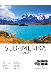 Katalog Südamerika 2021 2022