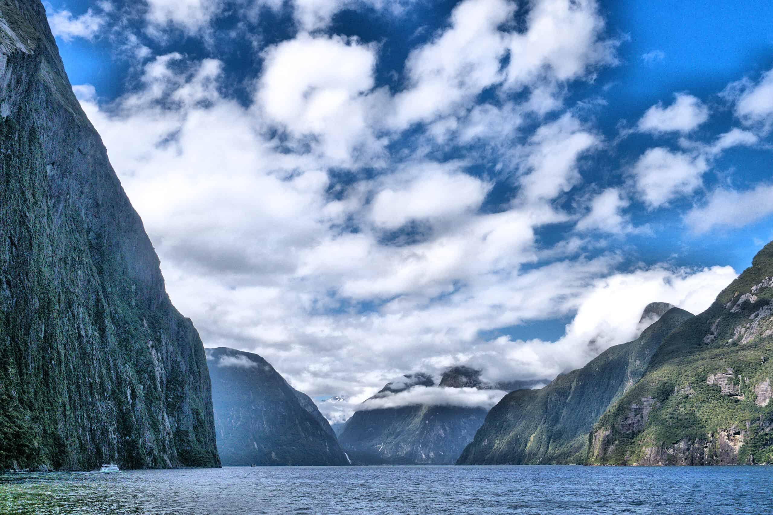 Neuseeland Milford Sound Langenkamp Ozeanien Tours